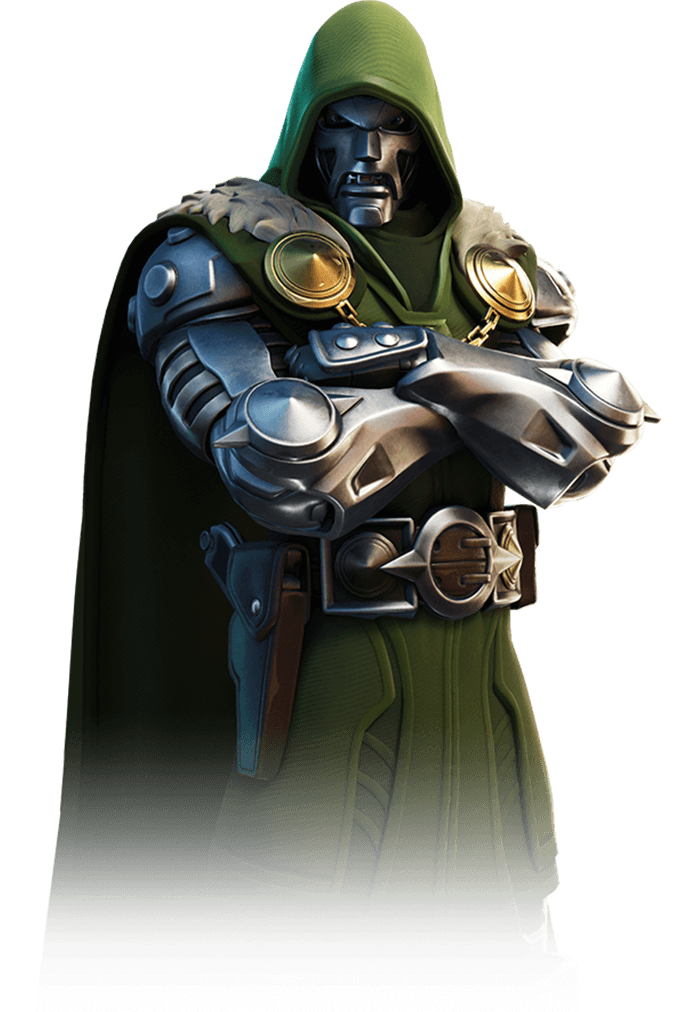 Costume di Doctor Doom
