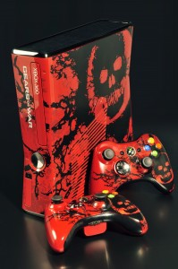 Gears of War 3 Limited Edition Console