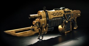 Limited Edition Gold Retro Lancer