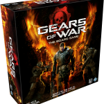 Gears of War 3: The Board Game Packaging