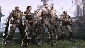 Gears of War 3 Delta Squad