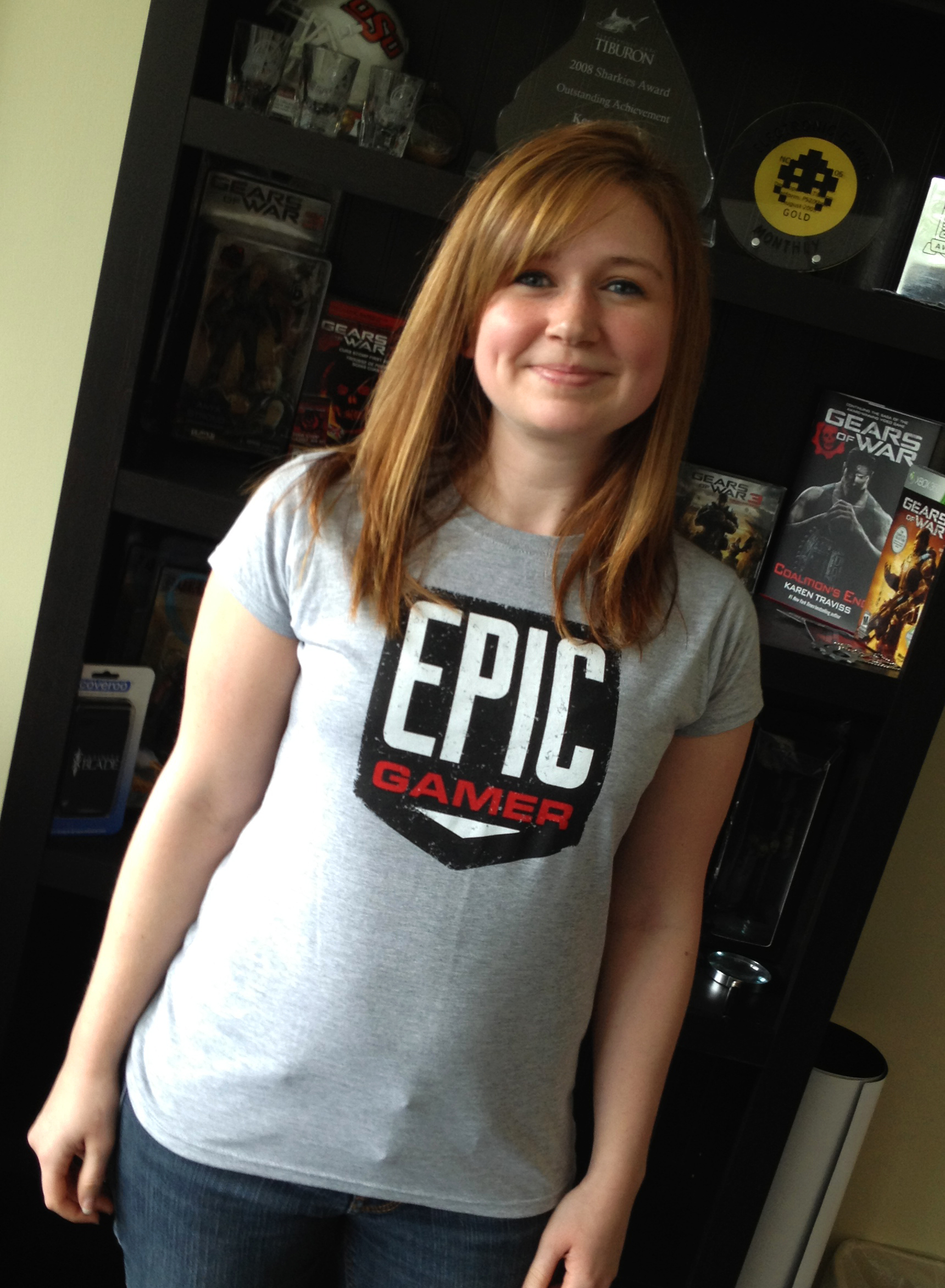 Epic Gamer T-Shirt