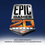 Epic Games 20th Anniversary Soundtrack Cover