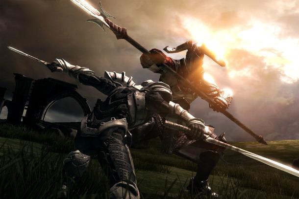 Infinity Blade II ClashMob