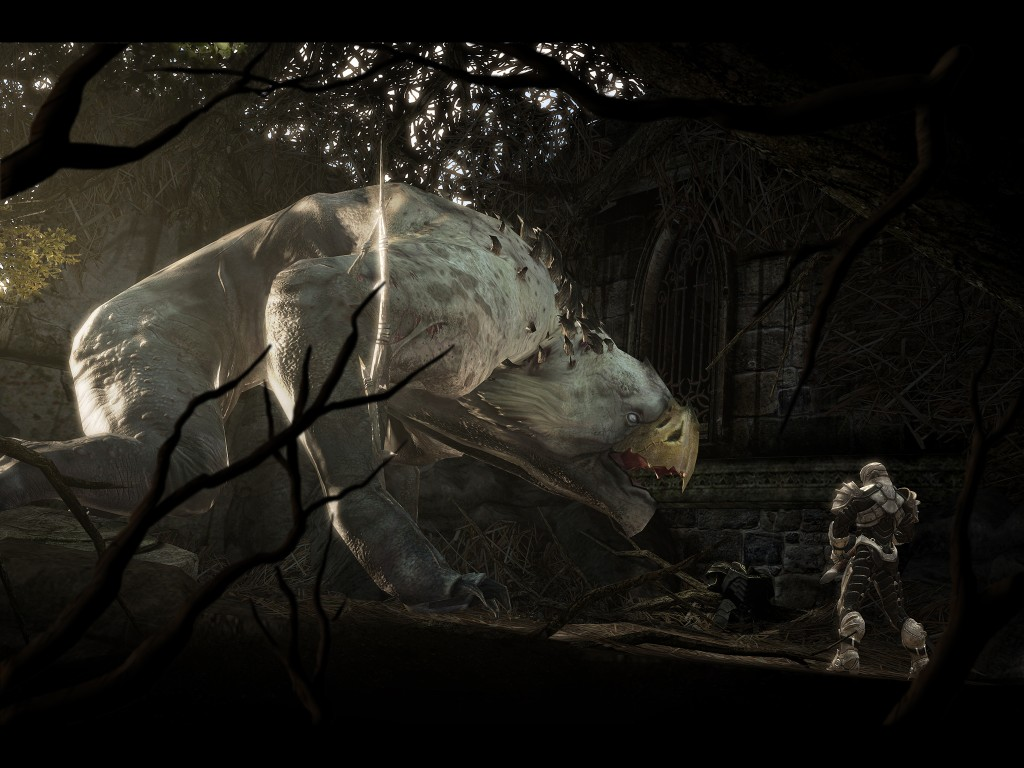 Infinity Blade II: Vault of Tears Gargap