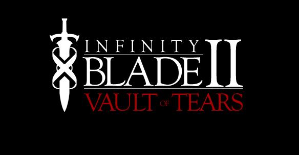 Infinity Blade II: Vault of Tears Banner