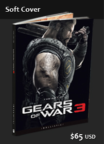 The Art of Gears of War 3
