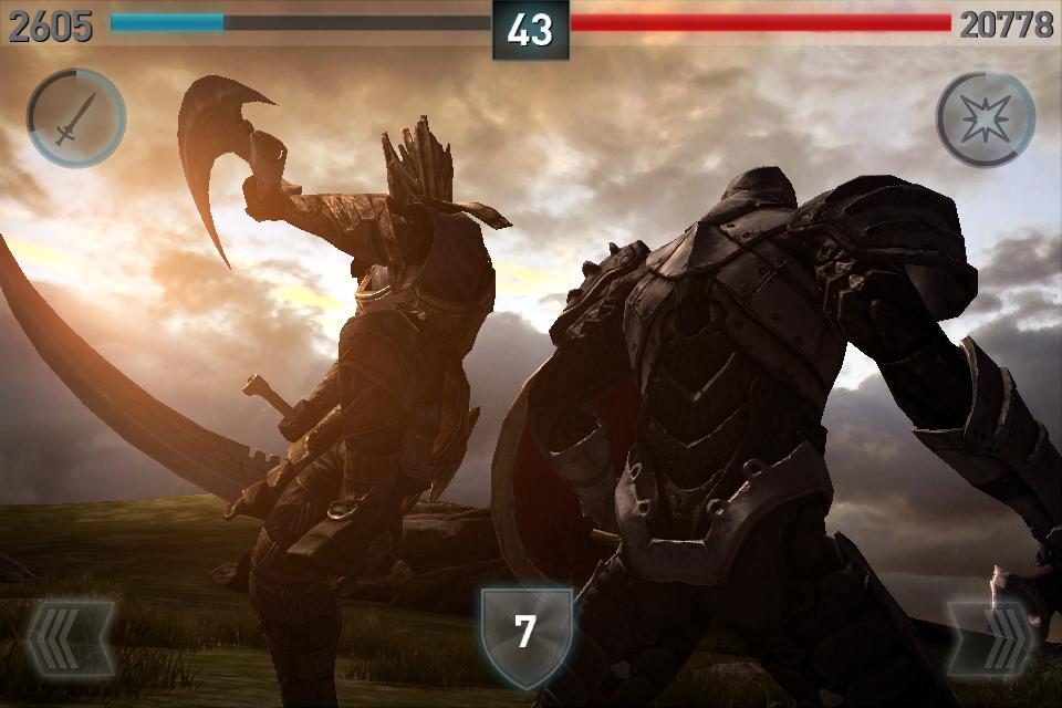 Скачать на андроид infinity blade 2