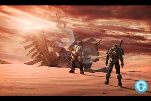Petrified Nocs Attack Skycages ClashMob Infinity Blade II