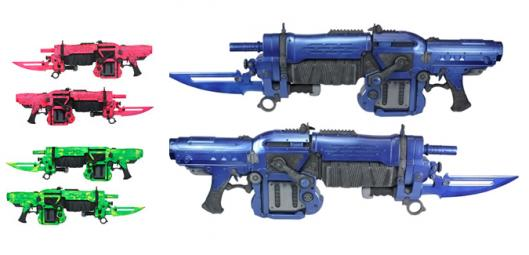 Gears of War 3 Lancer