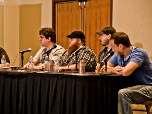 Future of the Shooter Panel at Escapist Expo