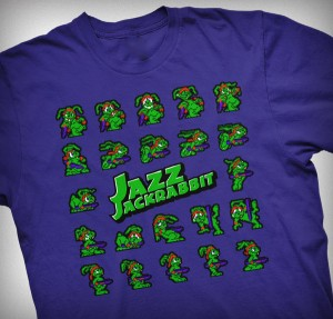 Jazz Jackrabbit T-shirt