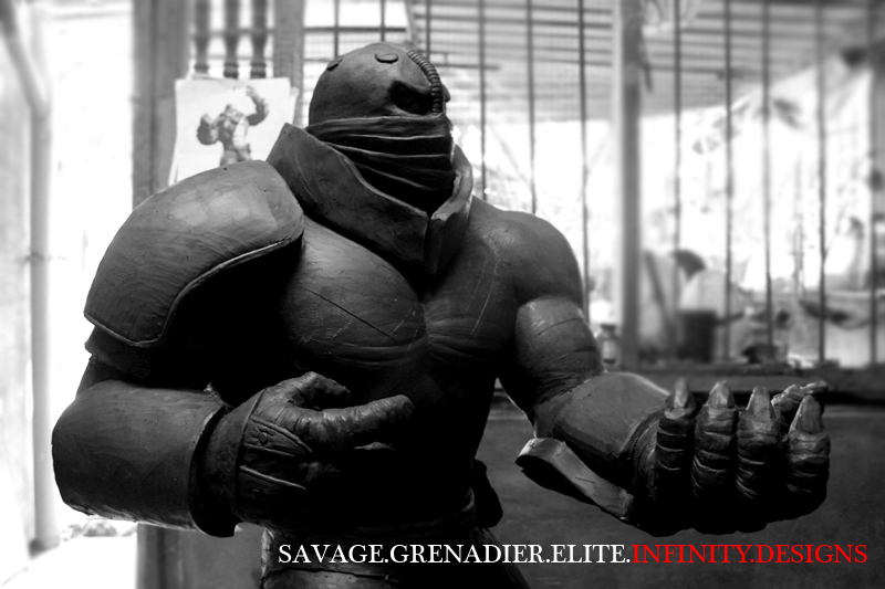 savage grenadier elite by - photo #23