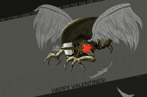 Epic Games Valentine 2013