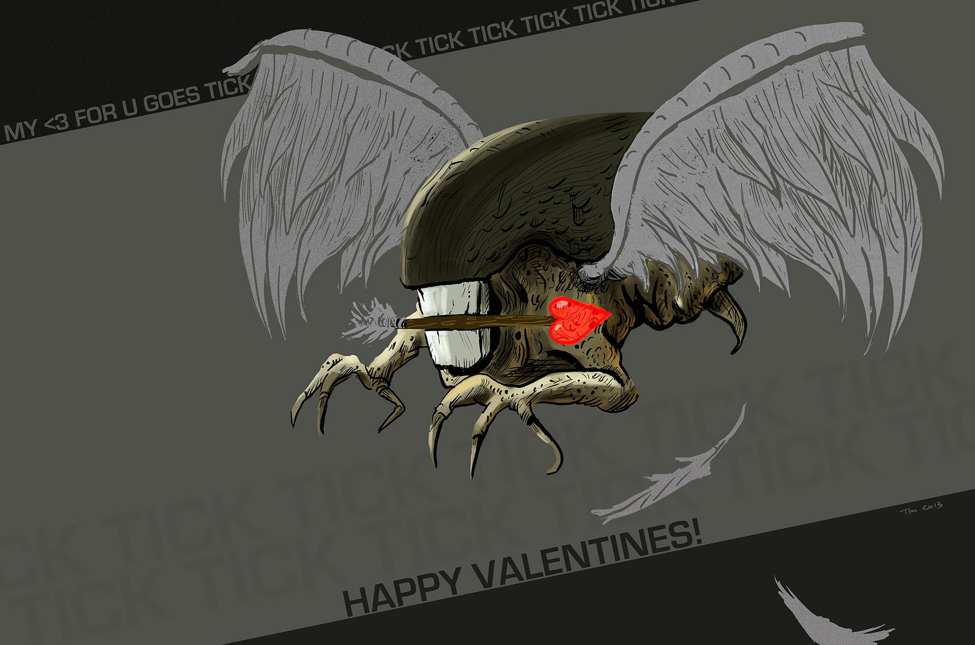 Epic Games – Gamer Valentine Cards
