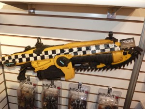 2013 NY Toy Fair Gears of War
