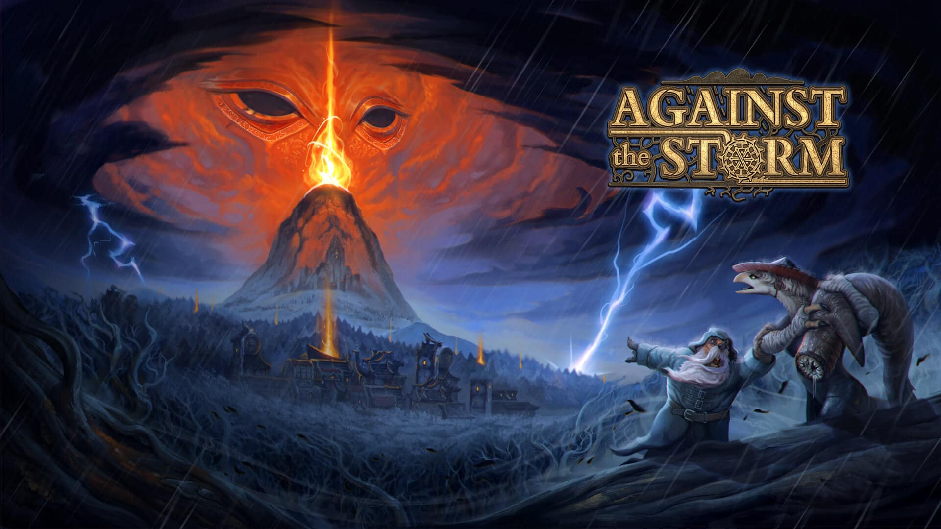 Play the Against The Storm Demo on Epic Games Store