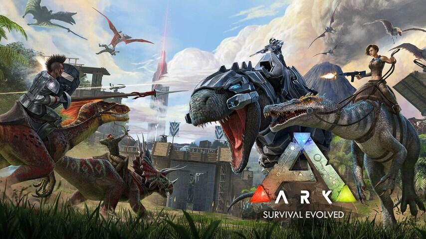 Download Gratis ARK: Survival Evolved di Epic Games