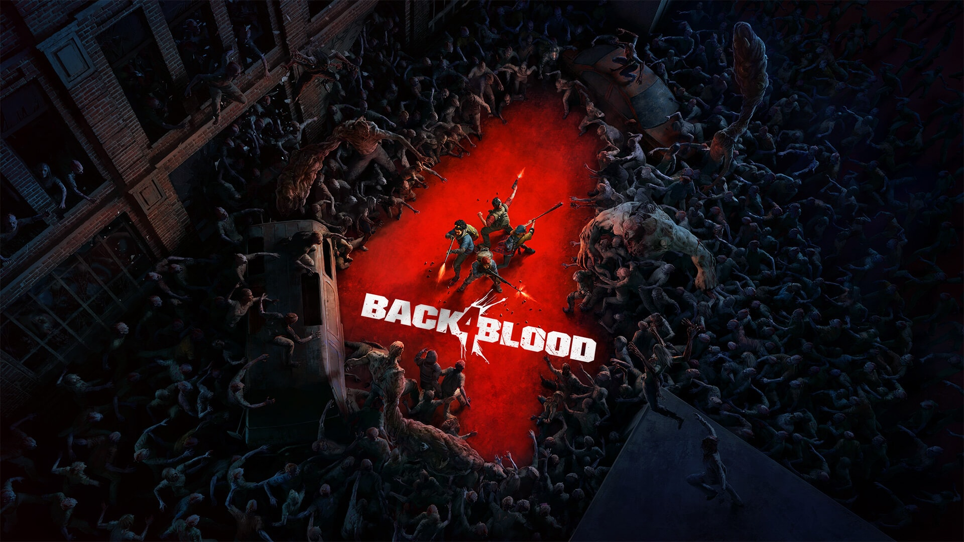 Play Back 4 Blood on Epic Games Store