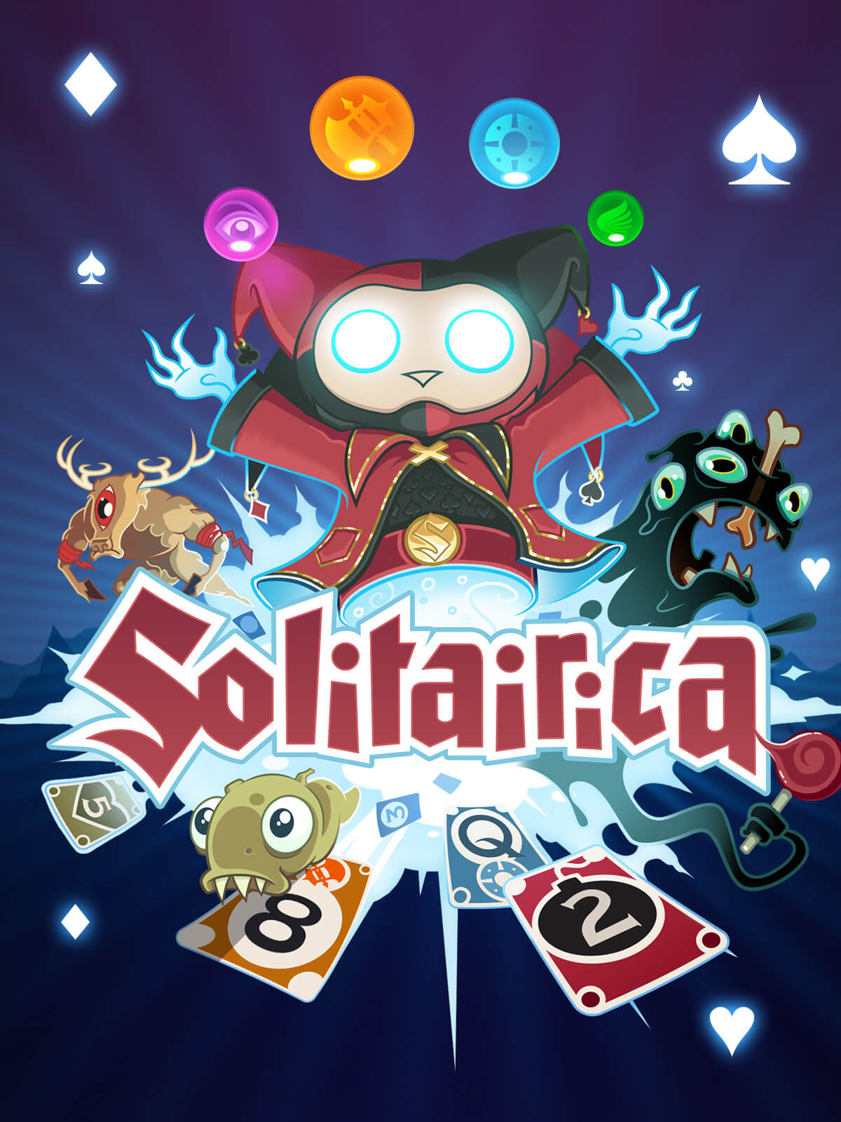 Solitairica | Download and Buy Today - Epic Games Store