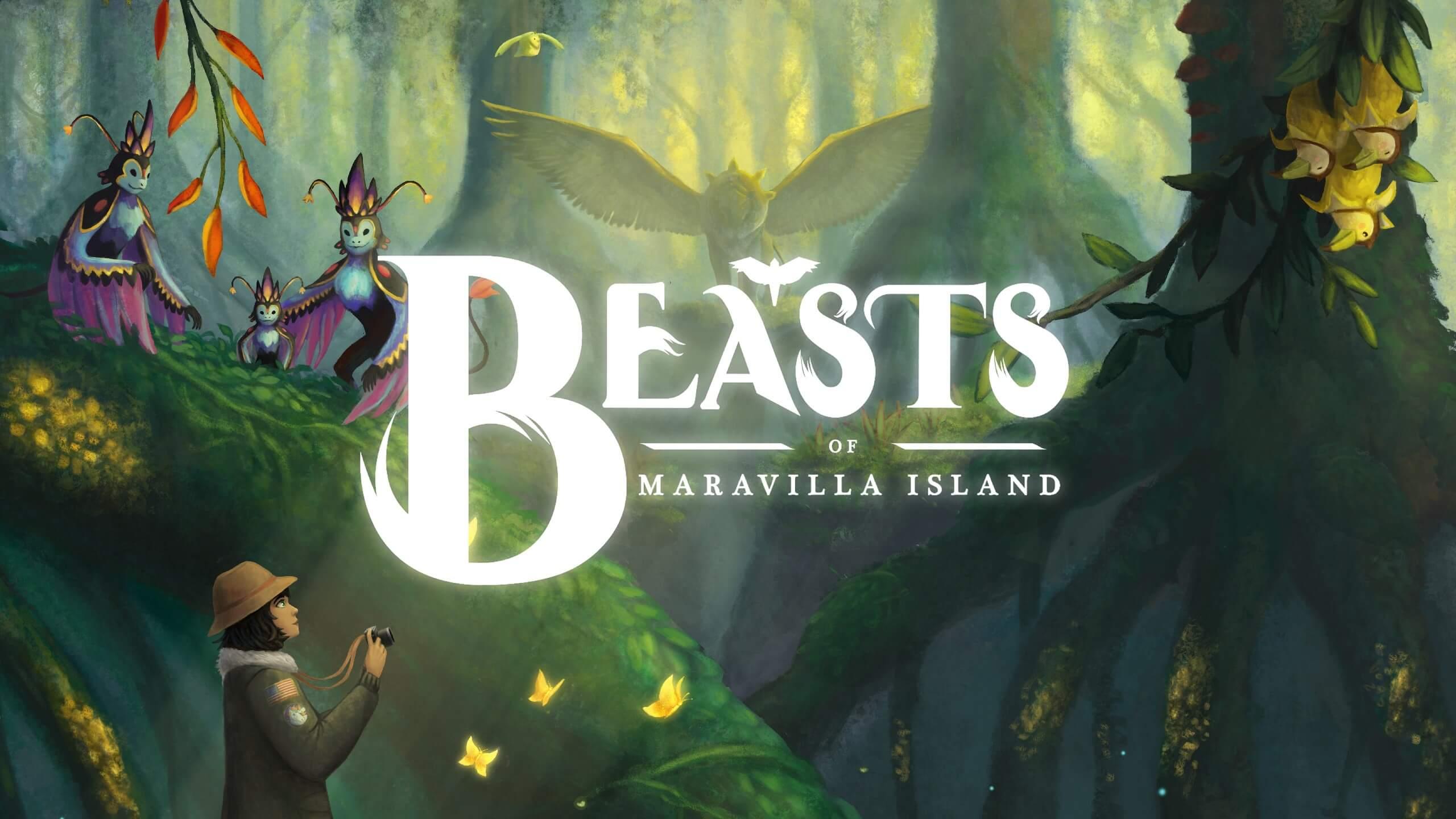 马拉维拉岛的奇禽异兽(Beasts of Maravilla Island)插图5