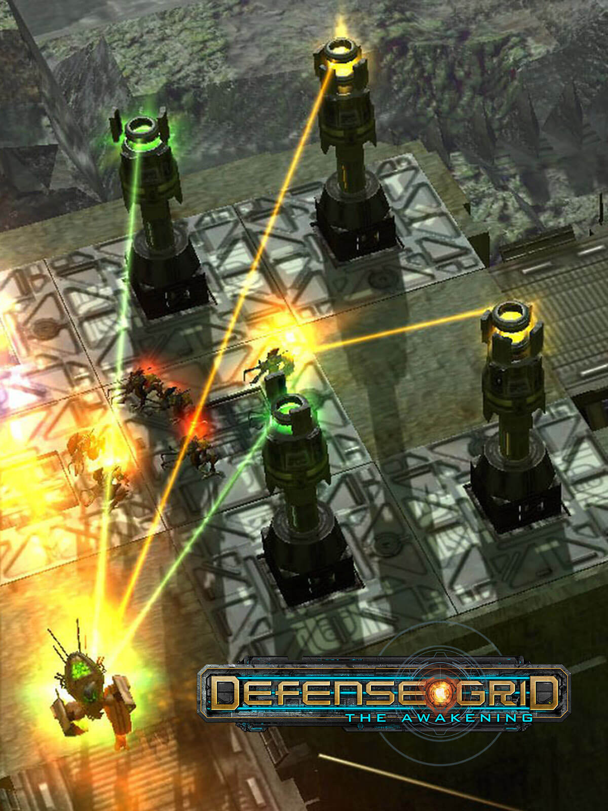 Defense Grid: The Awakening - 『Defense Grid: The Awakening』