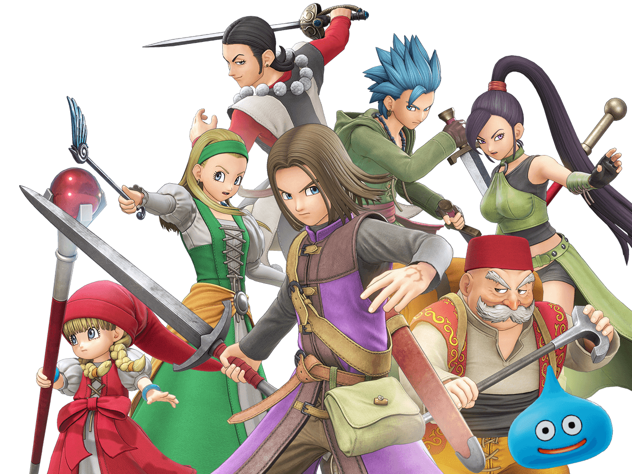 DRAGON QUEST® XI S
