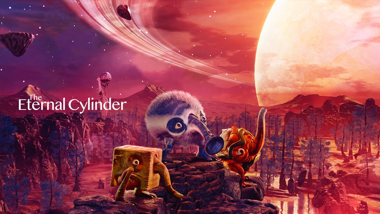 Play The Eternal Cylinder on Epic Games Store