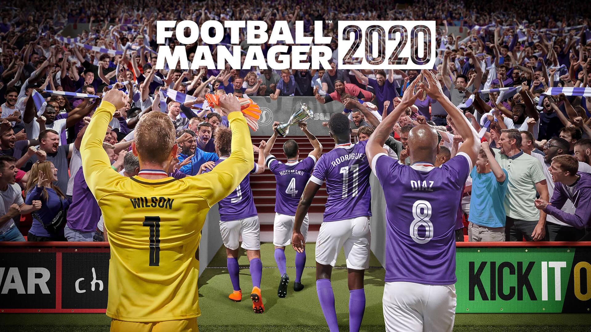 2020 サッカー マネージャー 「Soccer Manager