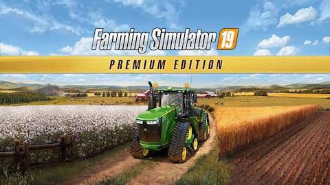 Farming simulator 19 store icons