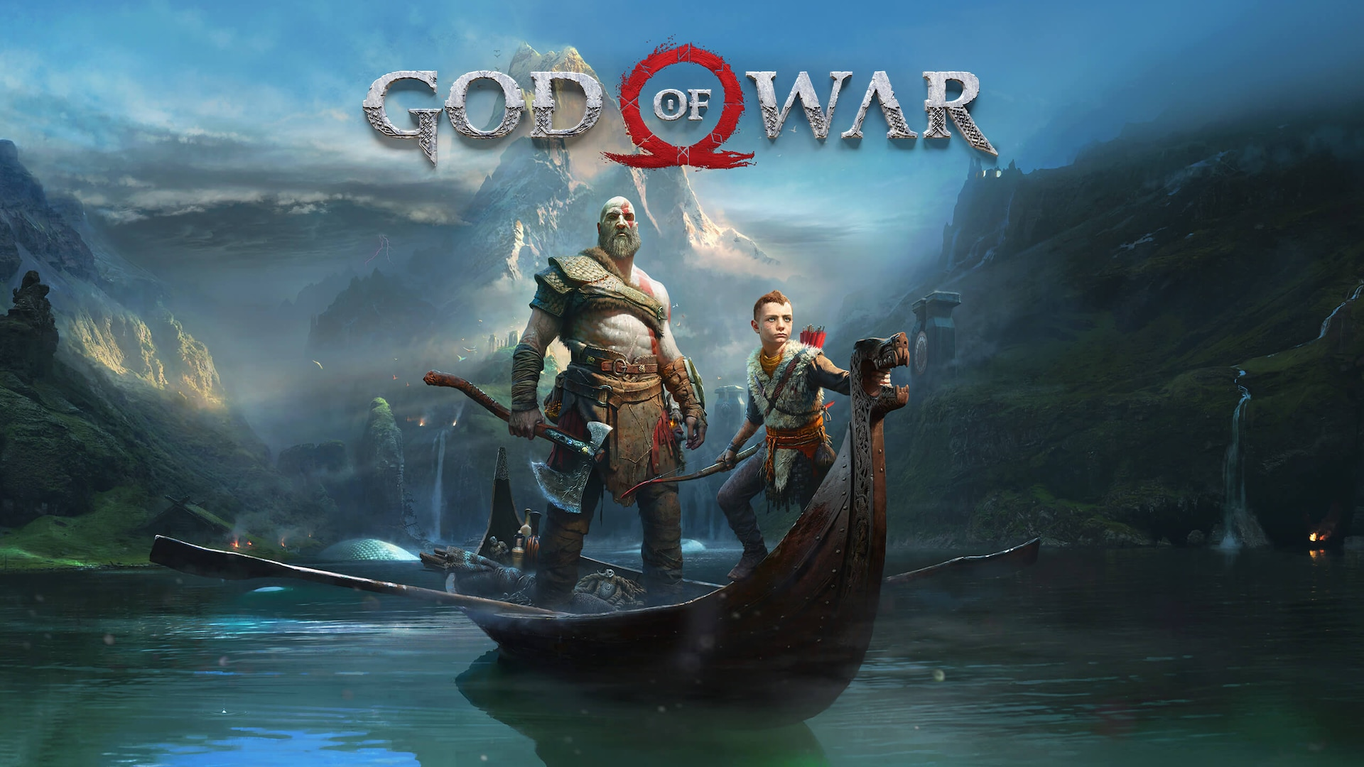 Pre-purchase God of War on Epic Games Store