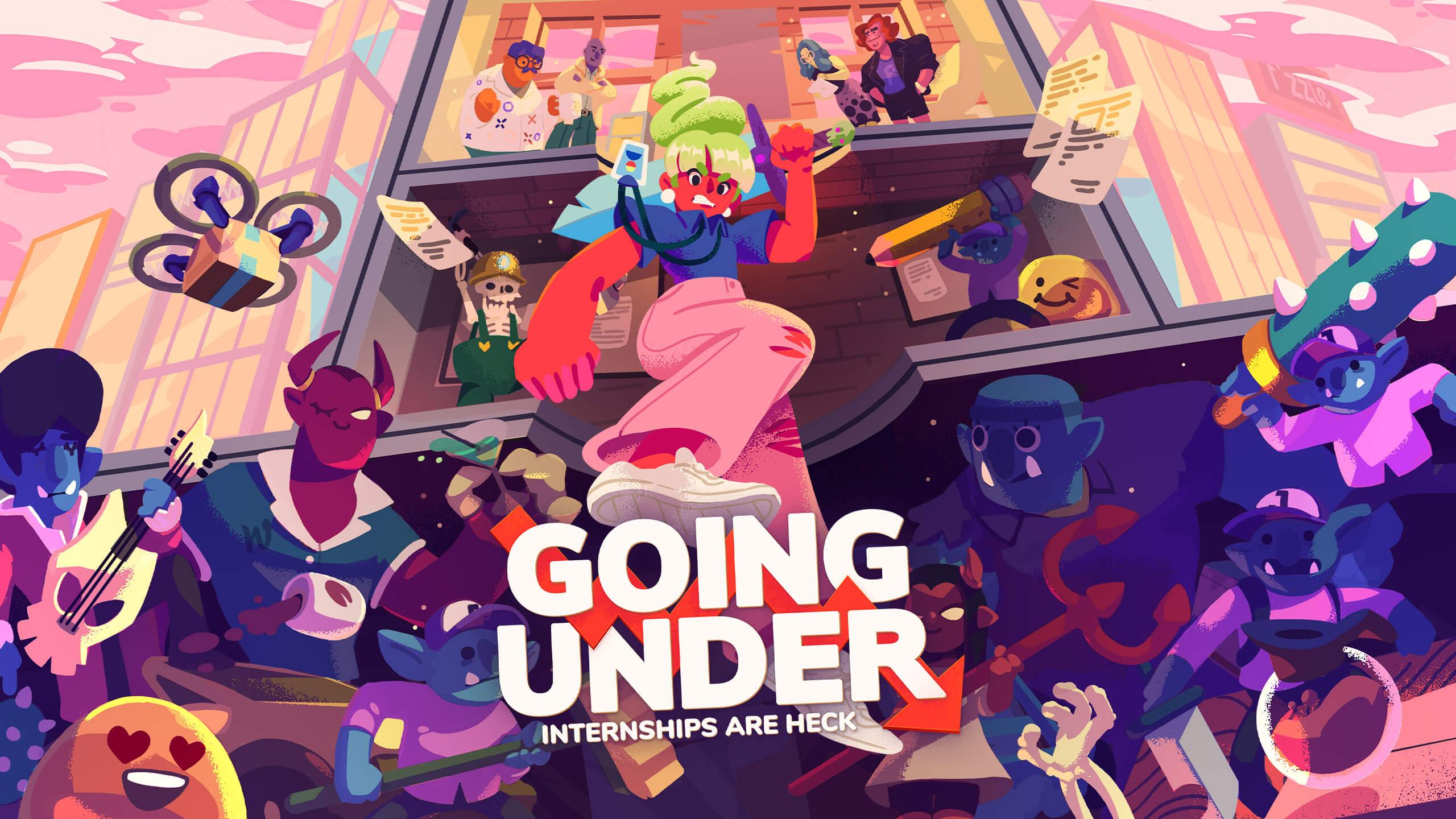 向下走(Going Under)插图5