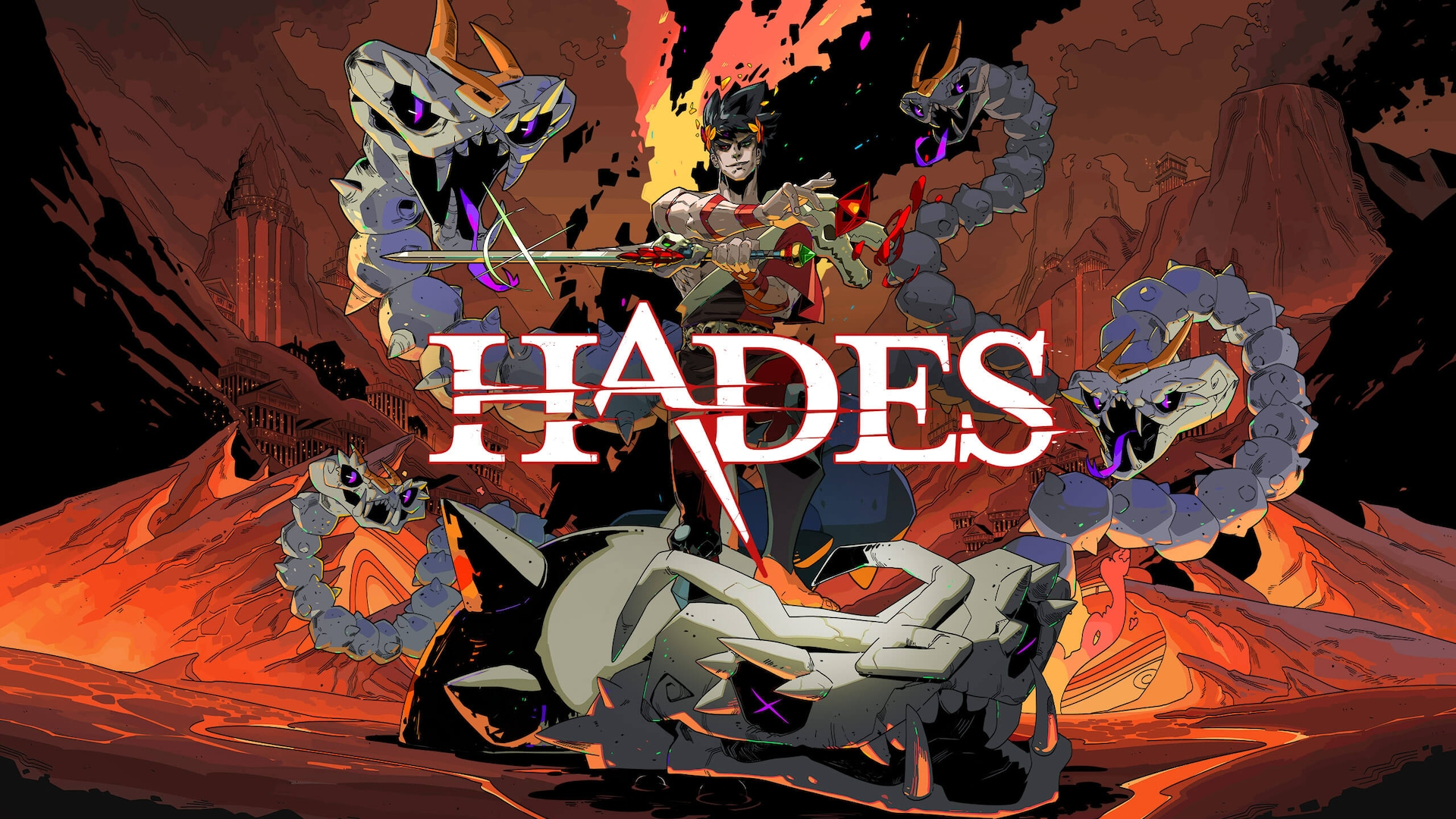 Hades on the Epic Games Store