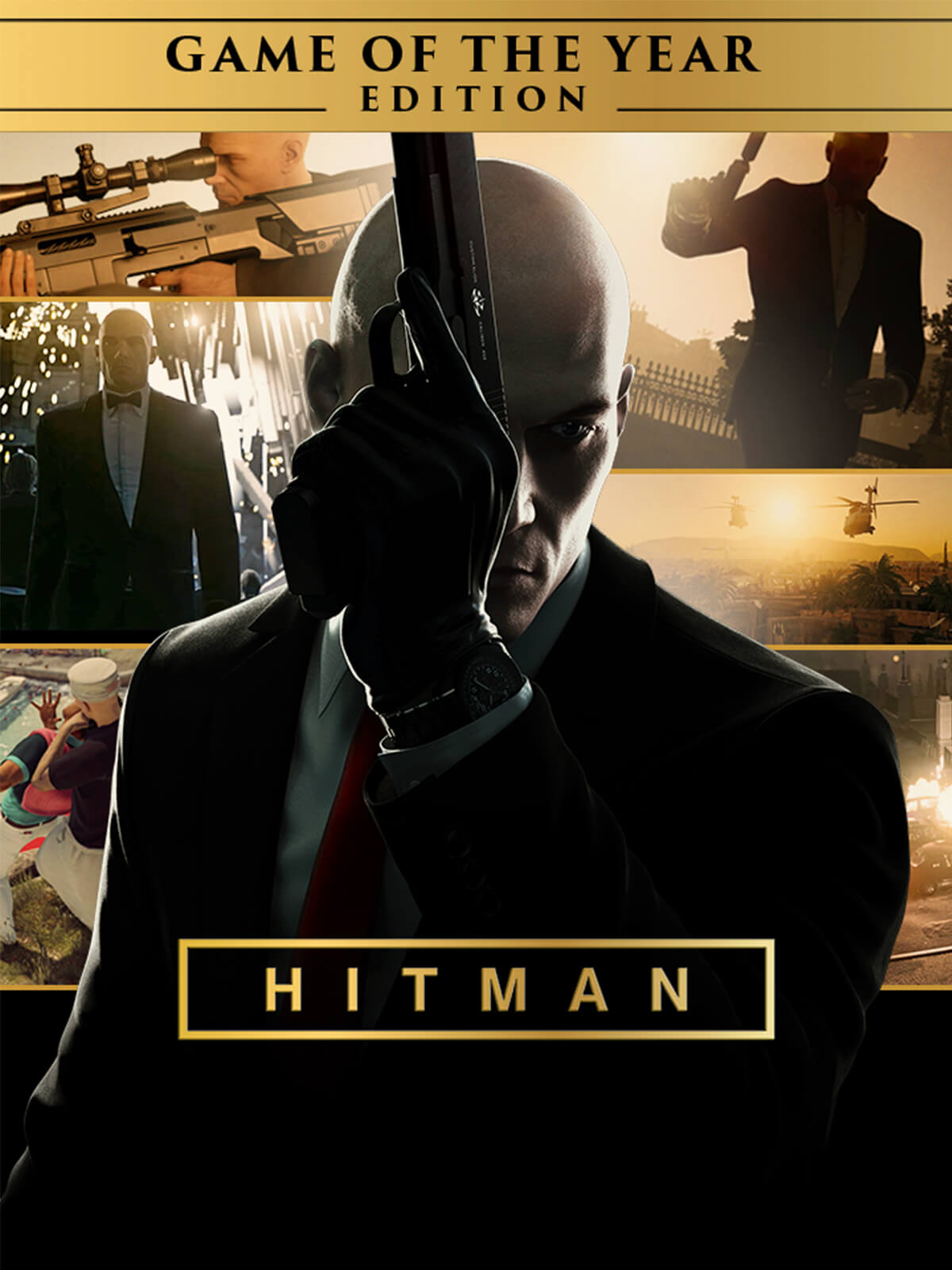 Hitman 2016 Hitman Game Of The Year Edition