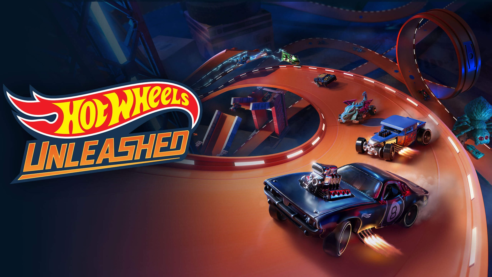 Pre-purchase Hot Wheels Unleashed on Epic Games Store