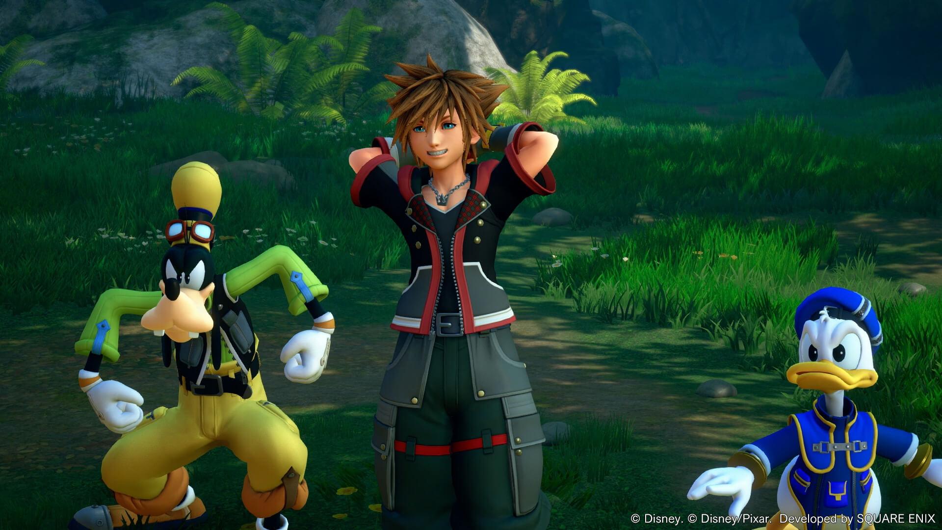 Kingdom Hearts Iii Re Mind Story
