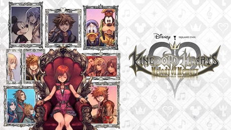 Kingdom Hearts Melody of Memory-CODEX