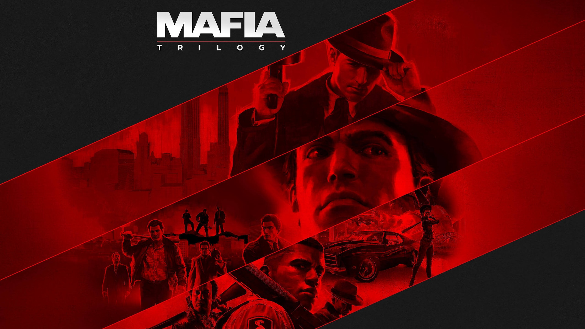 Mafia Trilogy on the Epic Games Store