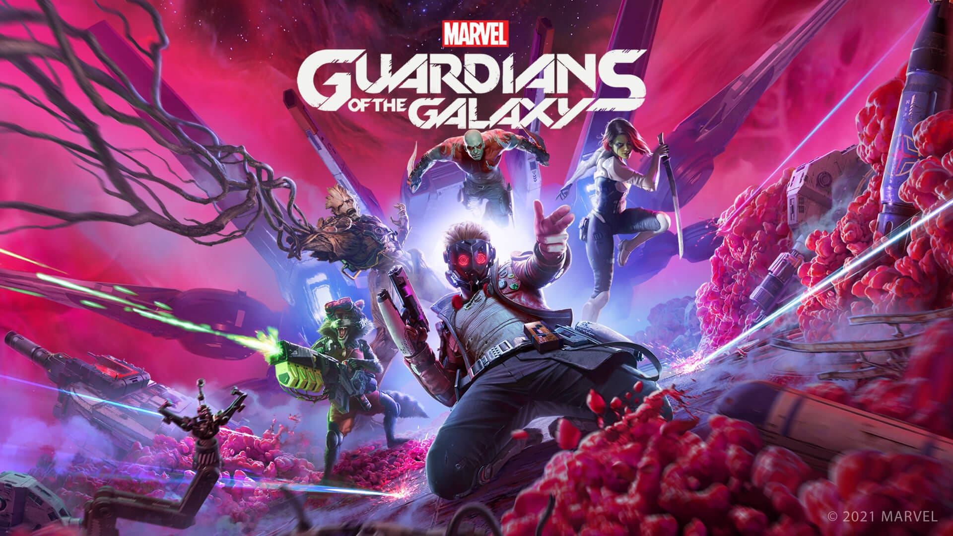 Pre-Purchase Marvel's Guardians of the Galaxy on Epic Games Store