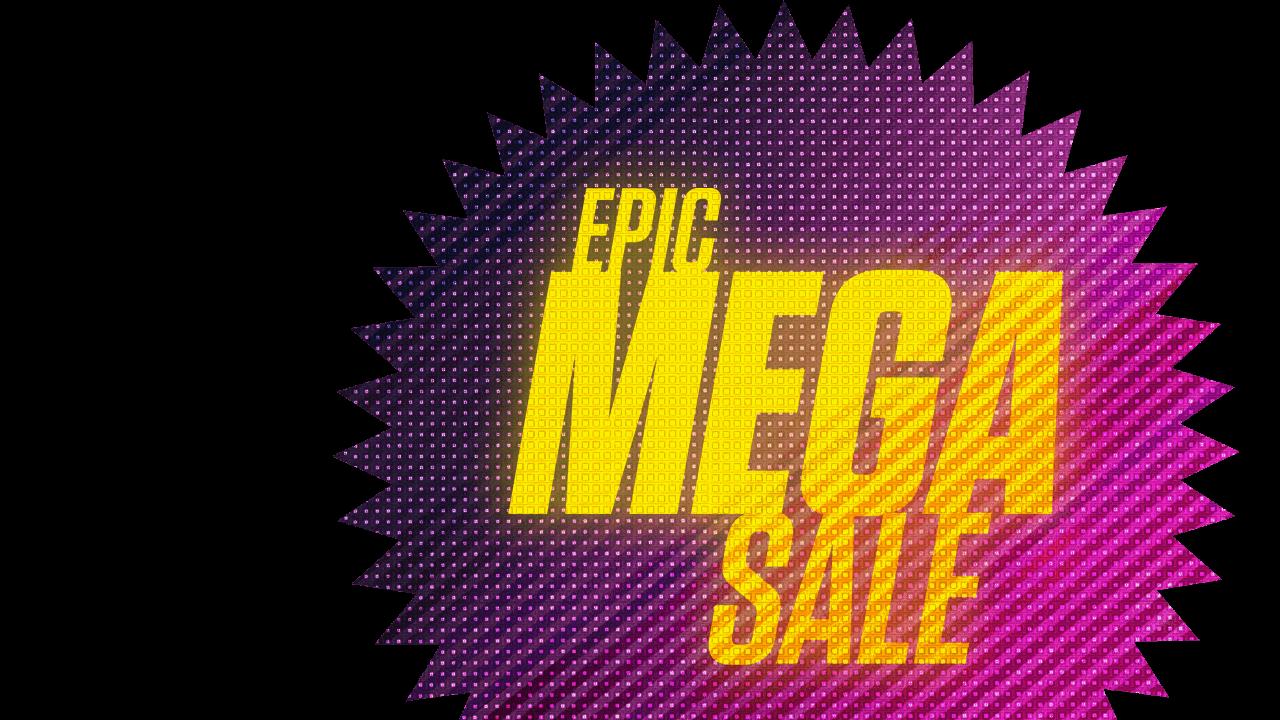 Epic Games Store | Mega Sale 2021