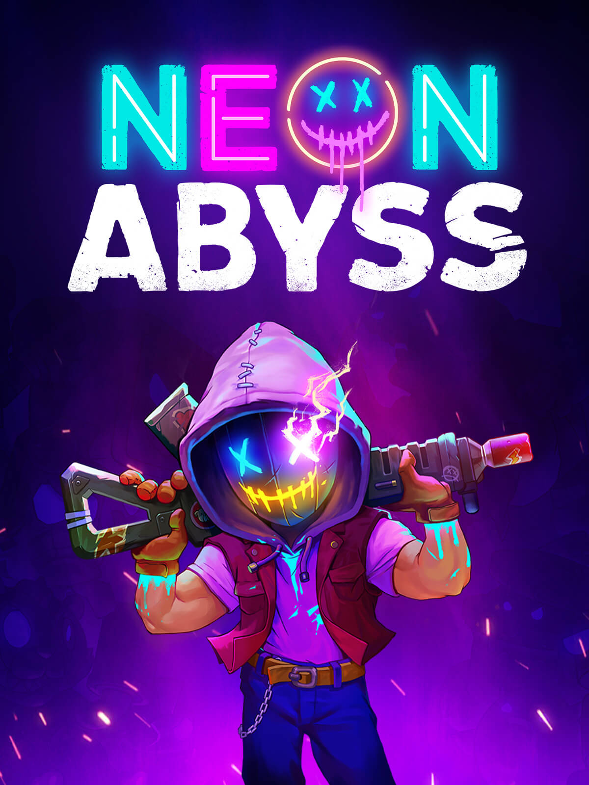 Neon Abyss Get Ready To Step Into The Abyss