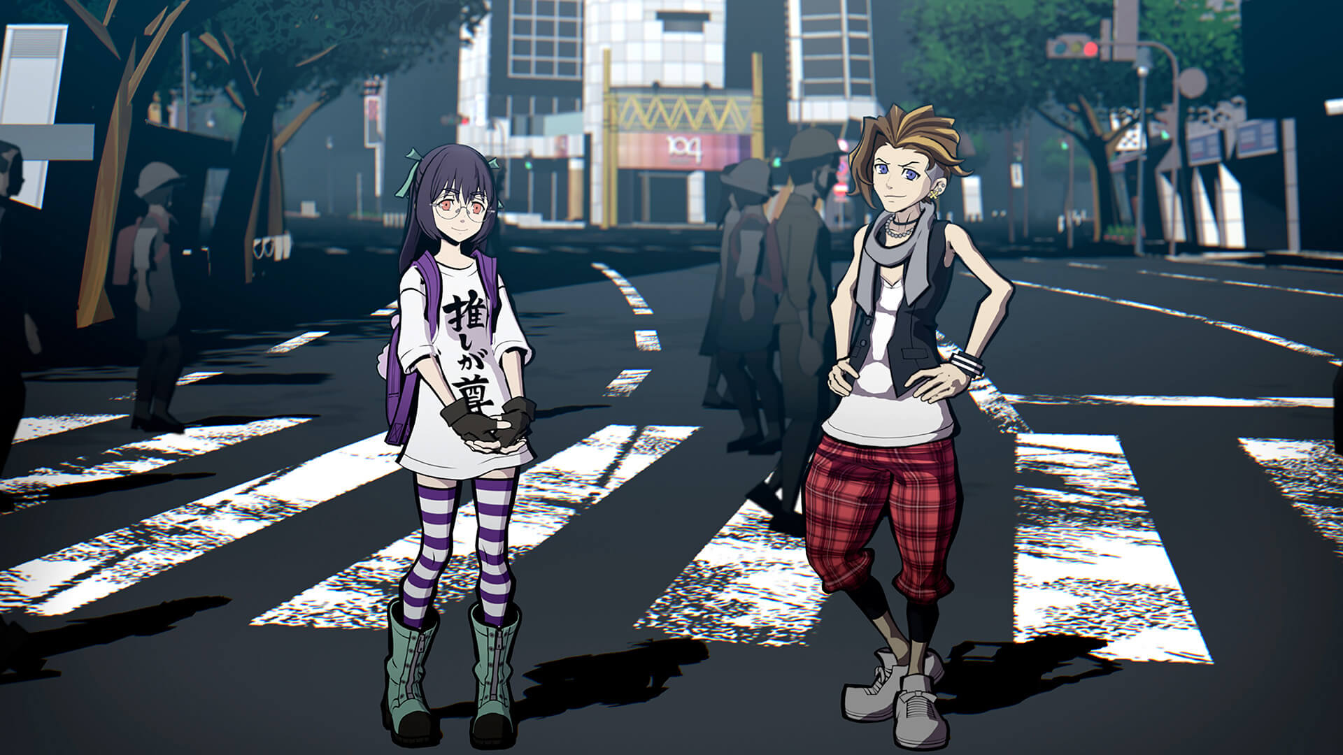 NEO The World Ends with You Free Download