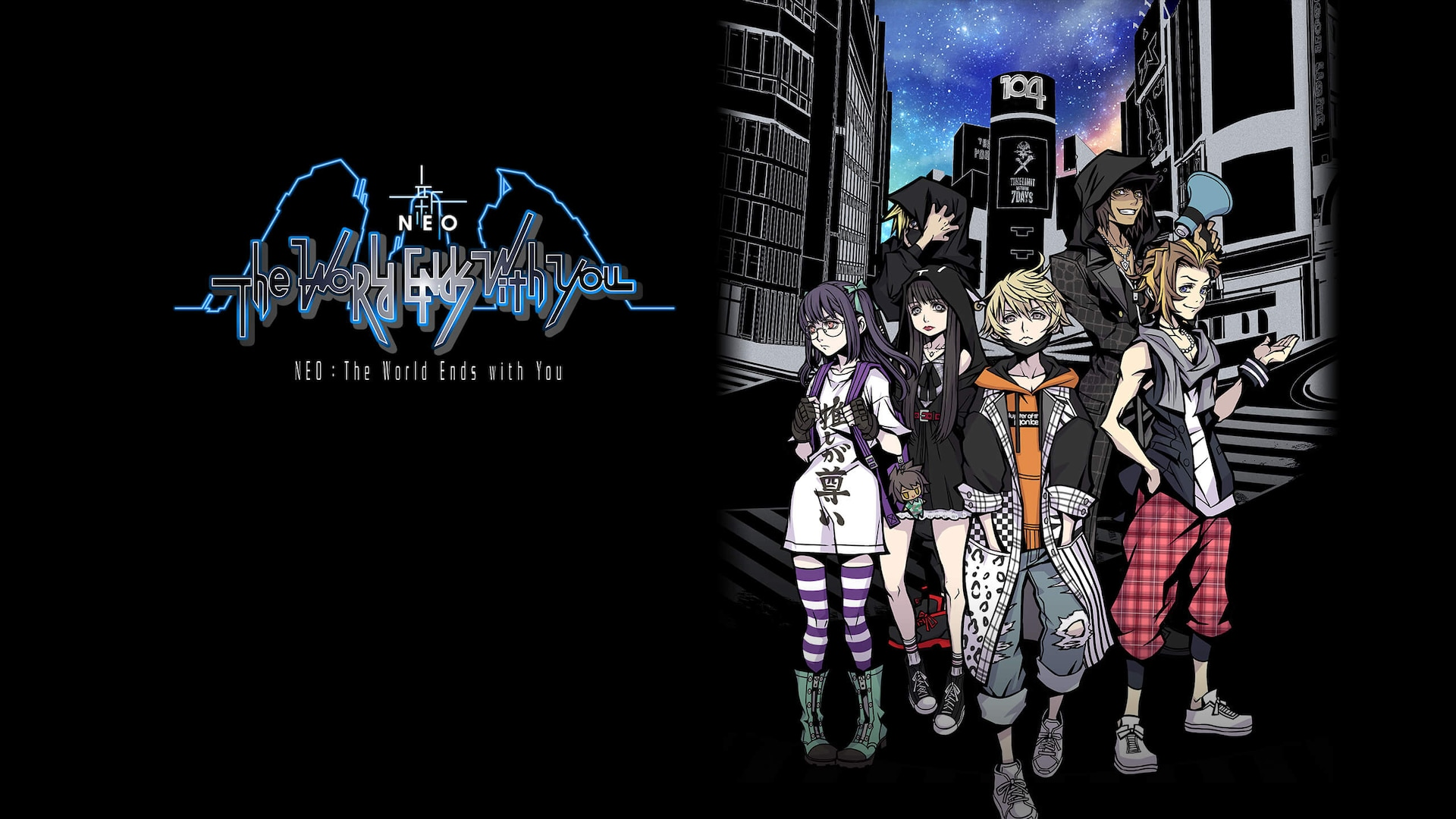 Pre-purchase NEO: The World Ends with You on Epic Games Store