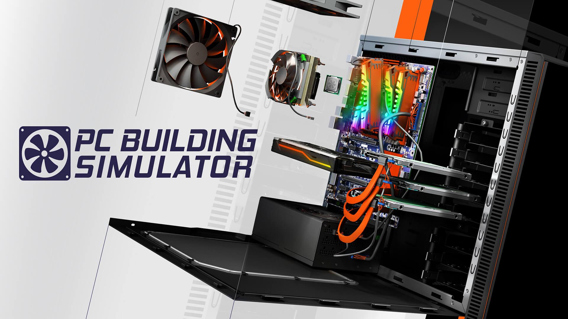 PC Building Simulator próximamente - Epic Games Store