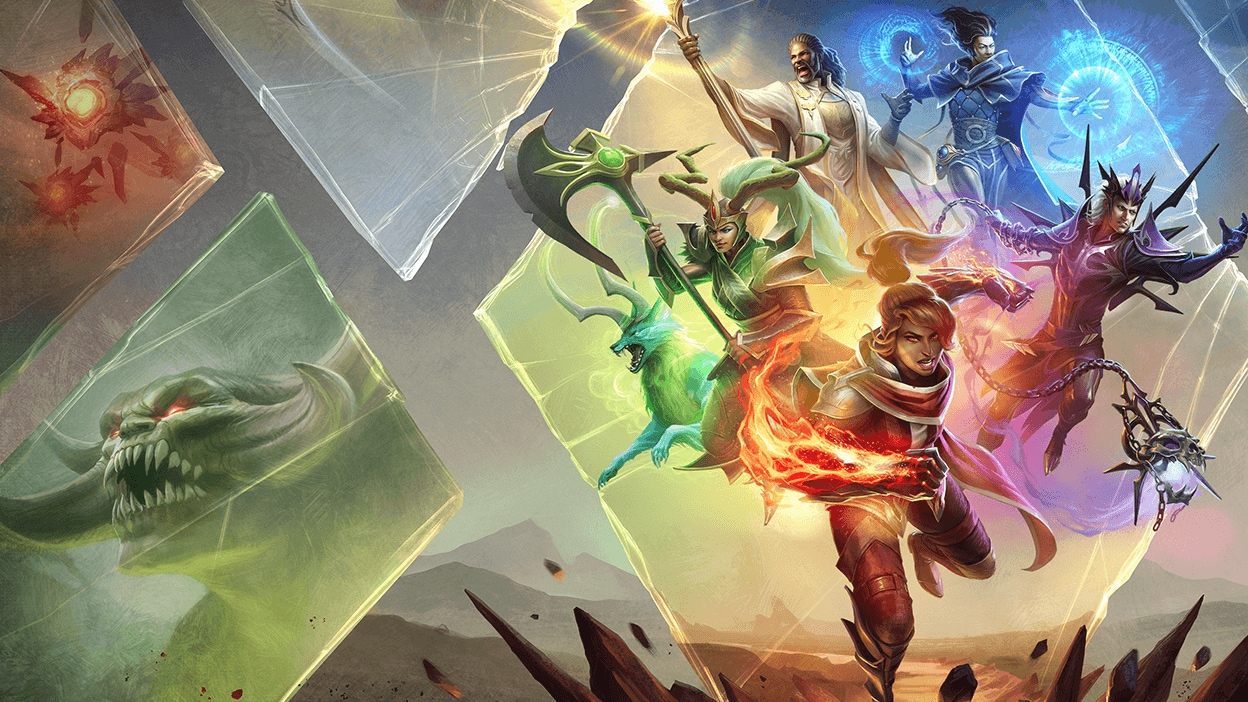 Magic: Legends Open Beta Available Now on the Epic Games Store