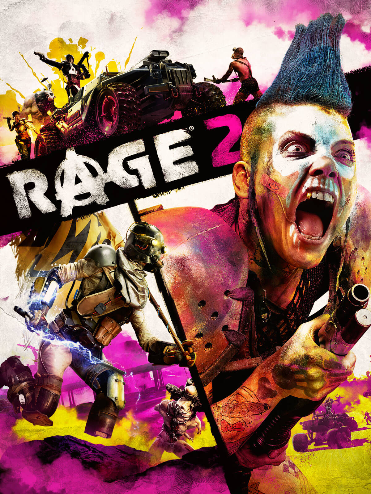Rage 2 | Download and Buy Today - Epic Games Store