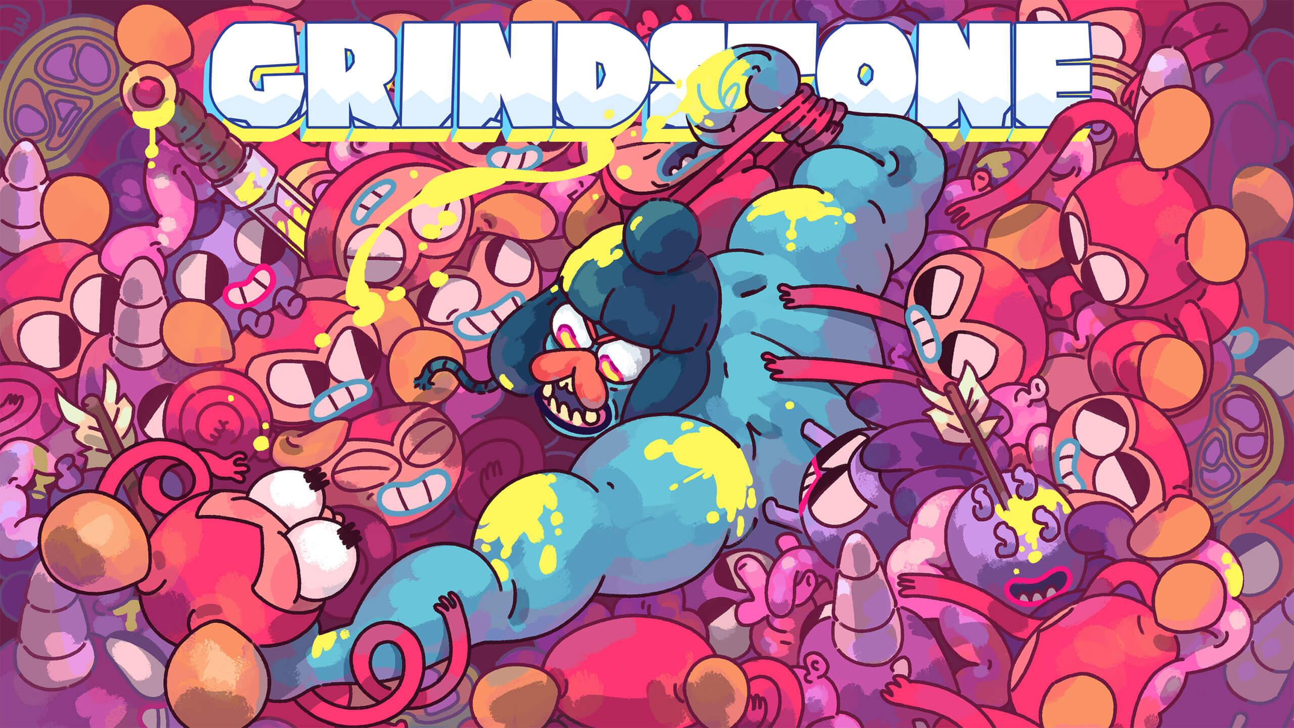 碎石(Grindstone)插图5