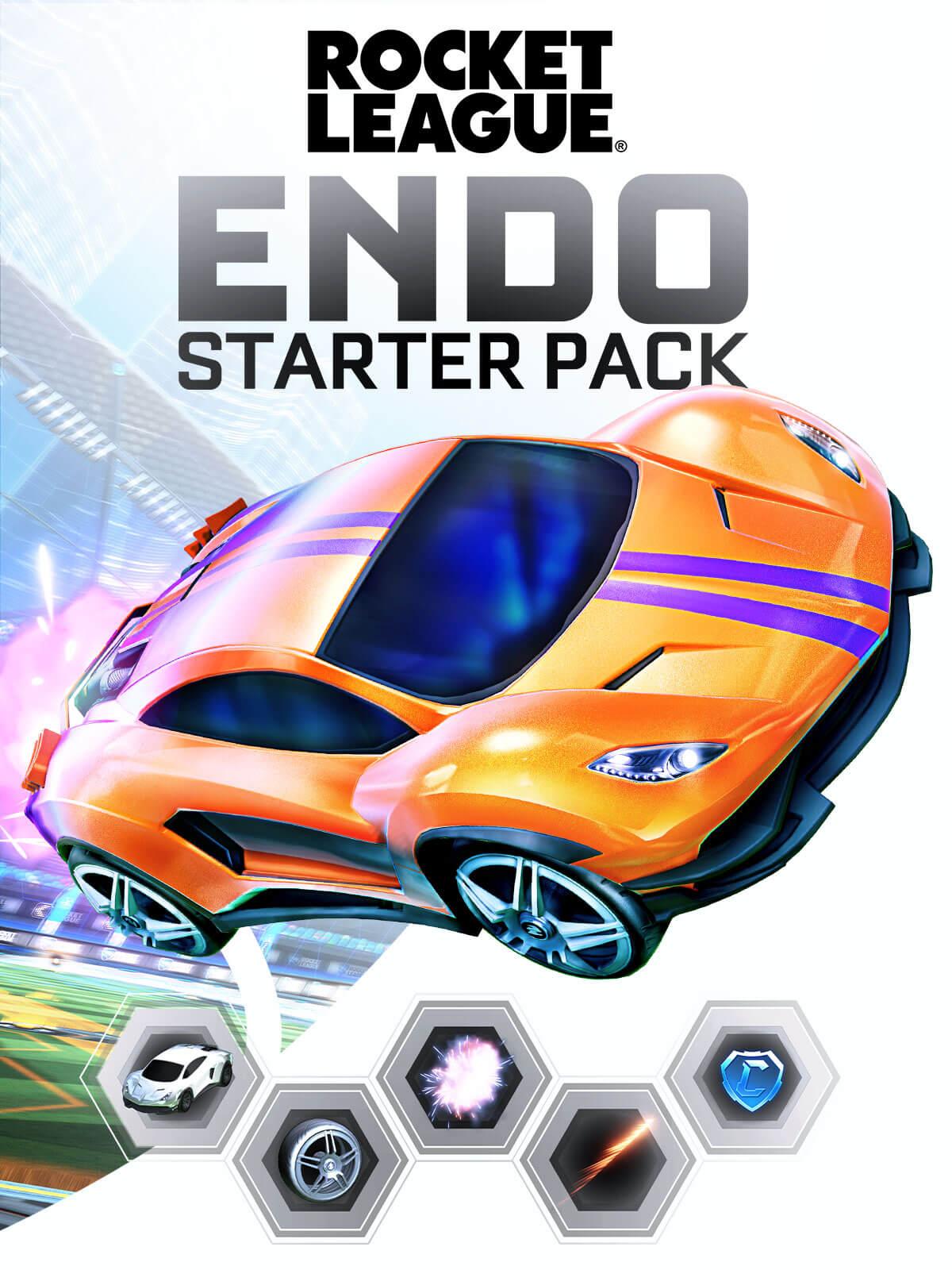 Rocket League - Rocket League® - Endo Starter Pack