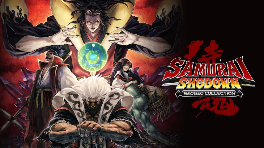 Download Gratis SAMURAI SHODOWN NEOGEO COLLECTION di Epic Games