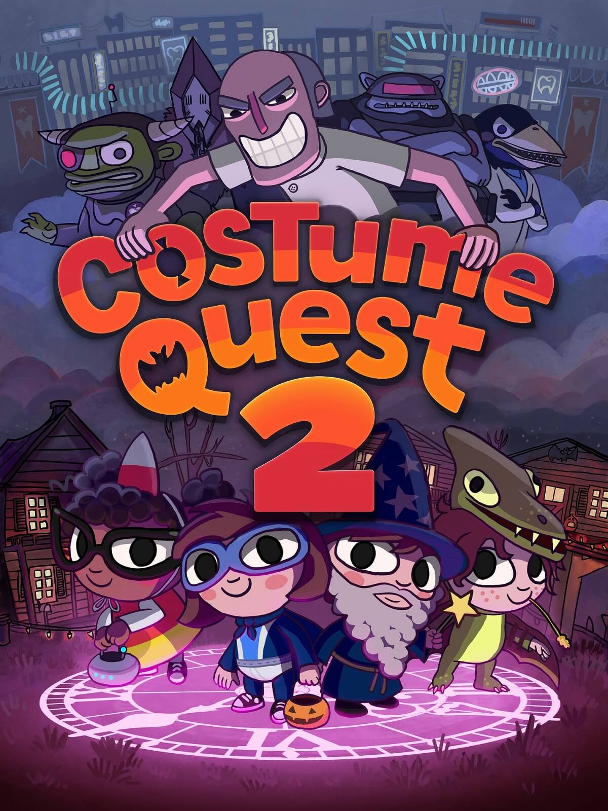 Costume Quest 2 - Sequel to the Halloween adventure from Double Fine
